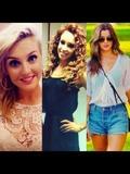 Perrie, Danielle, Eleanor