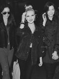 Danielle, Perrie, Eleanor