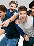 Louis, Liam, Zayn, Niall