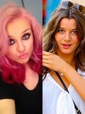 Perrie Edwards and Eleanor Calder