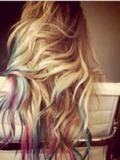 Emma's teenage hair