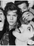 Liam, Louis, Zayn, Niall