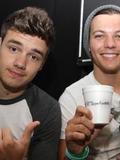 Louis Tomlinson & Liam Payne