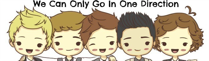 We Can Only Go In One Direction