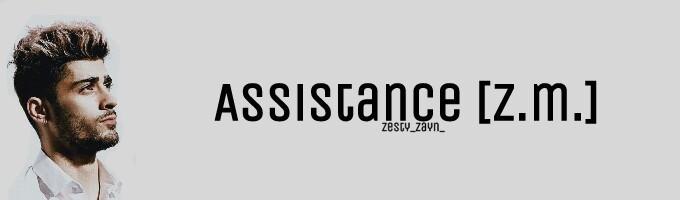 Assistance [z.m.]