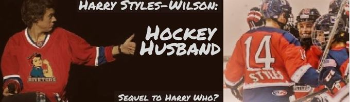 Harry Styles-Wilson: Hockey Husband [Sequel to Harry Who?] (Completed)