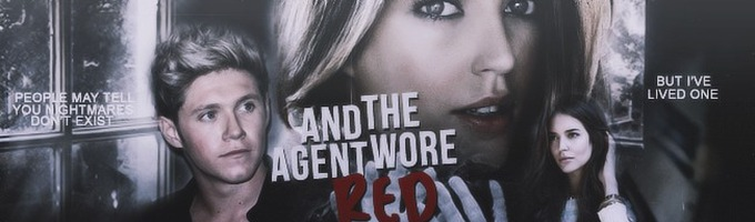And the Agent Wore Red