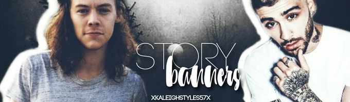 Story Banners. *FOREVER CLOSED*
