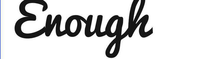 Enough { Harry Styles punk AU}