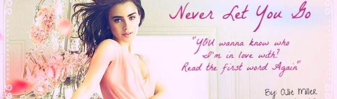 Never Let You Go {Book 2}