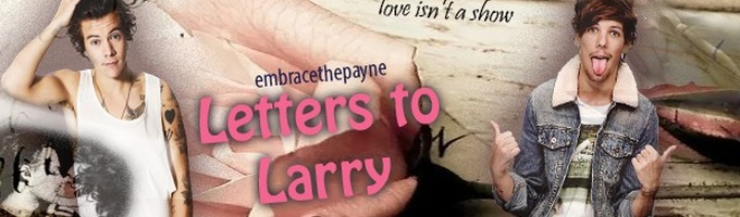 Letters to Larry