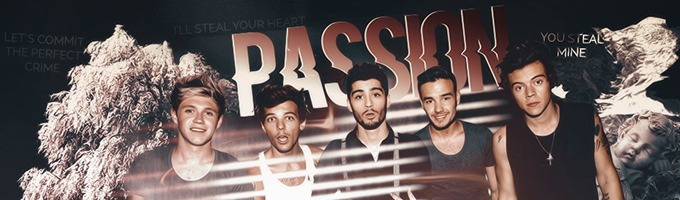Passion - One Direction s*xual Imagines