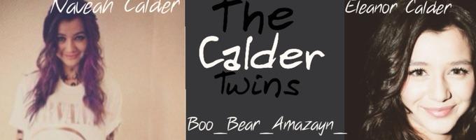 The Calder Twins ( A Louis Tomlinson Fanfic.)