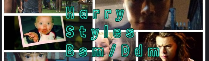 Harry Styles Bsm/Ddm Imagines