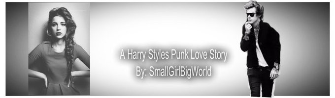 A Harry Styles Punk Love Story
