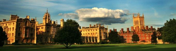 Cambridge (Part III)