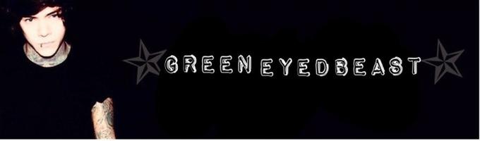 Green Eyed Beast A/U& Punk story