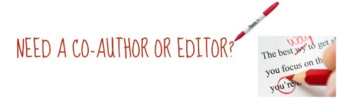 Need a Co-Author or an Editor?