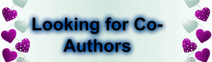 Looking for co-authors